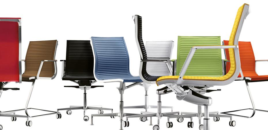 Nulite luxy for Sedie ufficio design economiche